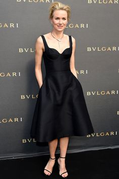 AT CANNES Naomi Watts in Bulgari   - HarpersBAZAAR.com