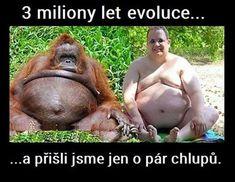 3 miliony let evoluce.. | torpeda.cz - vtipné obrázky, vtipy a videa