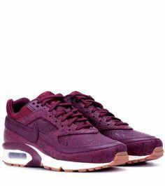 Nike Nike Air Max BW Premium leather sneakers