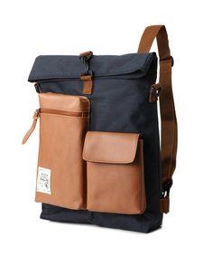 Slander City Backpack (Black)