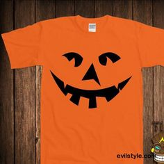 Funny Halloween Costume T-shirt Tee Shirt Jack O Lantern Pumpkin Spooky Scary Trick Or Treat Treating October Party Mens Womens Ladies Youth - http://evilstyle.com/funny-halloween-costume-t-shirt-tee-shirt-jack-o-lantern-pumpkin-spooky-scary-trick-or-treat-treating-october-party-mens-womens-ladies-youth