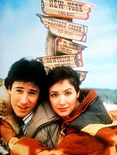 Northern Exposure.  Very unique show that I couldn't get enough of.  Not very many shows like it.