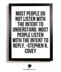 I must've said this 100 times without realizing it was a quote. Stephen Covey knows his shit Words Quotes, Me Quotes, Motivational Quotes, Funny Quotes, Inspirational Quotes, Sayings, 2017 Quotes, Positive Quotes, The Words