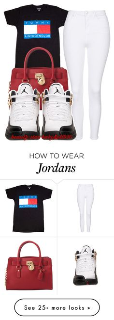 """""""♔"""" by beauty-star-babydoll930 on Polyvore featuring MICHAEL Michael Kors, Topshop and Retrò"""
