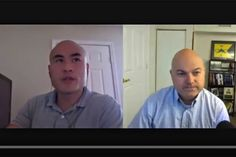 Scott Fussell of CommandYourBusiness.com and Byron Chen of SuccessVets.com teamed up to create military transition web videos.