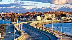 Nesebar, Bulgarian Black Sea Coast. One of my favourite vacation spots as a child.