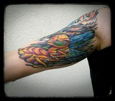 #tattoo #colorfull #color #ink #inked #tattooartist #studio #bardo #studiobardo