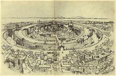 Atlantis by Walter Heiland and Albert Herrmann (1934)