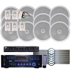 This product is sold by: Kit.1000 Watt AM-FM Receiver w/ Built-in DVD/MP3/USBSeparate Gain Control for DVD/ Tuner/ USB/ MP3 Multi Media Disc Formats Compatible