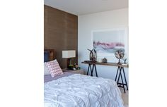 Otomys Art looking so elegant in this bedroom styled by darren palmer interiors