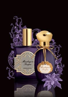 PERFUME BOTTLE :: Mandragore Pourpre