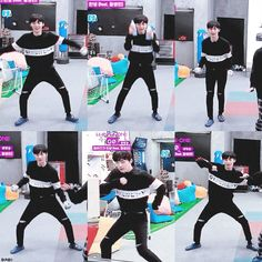 Wanna One go zero base ep 4 #Minhyun =)))