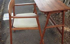 Makers Lane :: Desk and Chair Custom Made, Bespoke Furniture made in Australia.