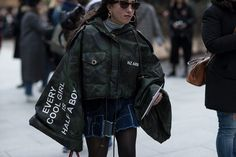 Check out the latest and greatest street style action from London Fashion Week FW17, with plenty of great looks, in our latest report.