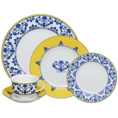 Vista Alegre Porcelain http://www.vistaalegreatlantis.com/