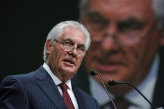"Looking Back: Rex Tillerson former Secretary of State - His views reveal exactly why the problems with Trump - ""doesn;'t read reports, not equated with laws & proper procedure, etc""  in other words Trump is like a loose ""loaded cannon"" !  Worse, we entrust this idiot enough to give him the nuclear code ! He has shown he has no morals or code of conduct, he lies & cheats, also impetuous in the extreme. A rash decision, a gut reaction & folks you could become a radio-active cloud !"