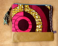 african wax bags - Google Search