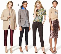 J.Crew Looks We Love {October}