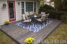 A Glimpse Inside: 18 DIY Outdoor Ideas