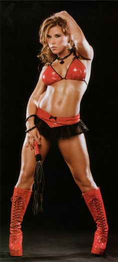 The Wwe diva mickie james sex toys