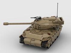 Lego Ww2, Lego Army, Lego Guns, Space Center, Cool Lego Creations, Battle Tank, Lego Models, Custom Lego, Lego Stuff