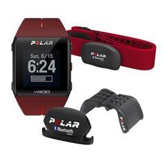 Reloj deportivo Polar V800 Javier Gomez Noya por 239,99€ siendo Prime  Esta edición especial del V800 incluye además del V800 en color rojo, el H7 HR Sensor con elástico en color rojo , el sensor de cadencia y el soporte para el manillar. Podrás seguir, registrar y cargar tus rutas favoritas (gpx/tcx). Créate planes de entrenamiento para running personalizables.    #chollo #descuento #oferta #polar #v800 #primeday