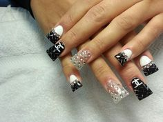 Channel nails designs