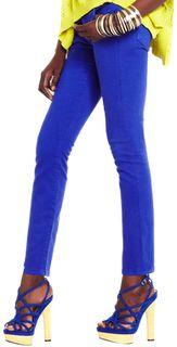Macys - royal blue