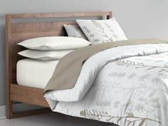 Mix & Match | Crate and Barrel | Create the bed of your dreams. | Wedding Gift Registry