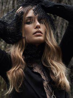 Vogue Paris September 2016 Andreea Diaconu by Lachlan Bailey-1-2