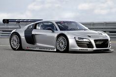 Audi R8 GT3: Das Motorsportgerät, mit dem die Ingolstädter ab 2009 Gas geben wollen