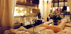 Restaurants In Moscow –Bed Cafe. Hg2Moscow.com.