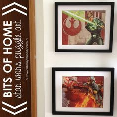 Bits of Home: Star Wars Puzzle Art   allonsykimberly.com