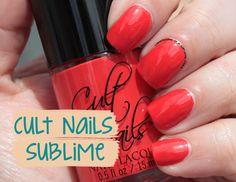 Cult Nails Sublime