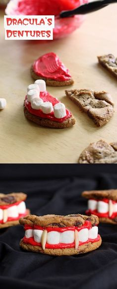 You can make these as easy or hard as you want. You can make your own dough or buy it; make your own frosting or tint some store bought.