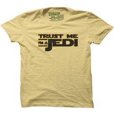 Trust Me, I'm a Jedi Kids Star Wars T-Shirt - All - Kids (6-12 years) | Sandbox Threads