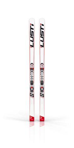 lusti giant slalom race ski design