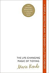 The Life-changing magic of tidying – Book Review – The magic world of words