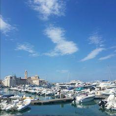 Trani #ridieassapori Puglia - Italy