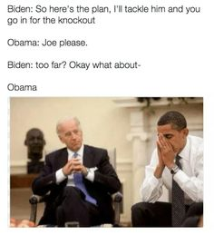 Joe Biden & Obama Memes #trump #election #2016