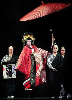 "Meijiza Tokyo - 2011.4.7 Show ""dance Taichi Saotome"" ""uproar 坊 Tianyi new theory-performance"""