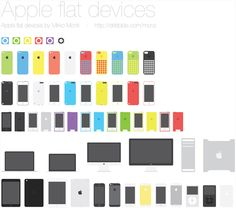 Apple-Flat-Devices