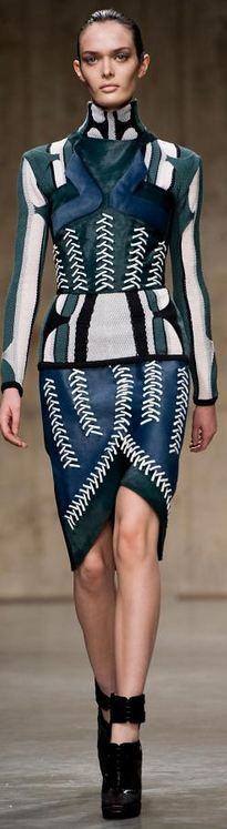 Peter Pilotto F/W 2013 RTW London FW