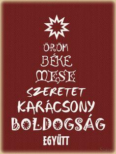 Boldog karácsonyt kívánok! :)