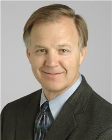 Vascular Disease Management editorial board member John Bartholomew, MD, with Cleveland Clinic