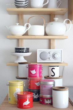 Tee-Liebe by herz-allerliebst, via Flickr