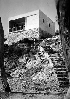 Josep Lluis Sert & Josep Torres Clavé /// El Garraf Weeked Houses /// Sitges, Barcelona, Spain) /// 1932-35