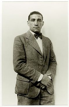 Boxer by August Sander