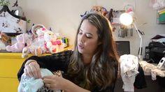 Enxoval Bebê - tecidos e tipos de roupinhas recém-nascido - YouTube