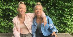 Lisa and Lena  Pinterest // axshaa
